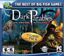 Dark Parables Curse of Briar Rose & The Exiled Prince PC Games BRAND NEW
