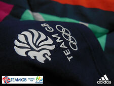 ADIDAS TEAM GB ISSUE - TRAINING FOR 2016 RIO OLYMPICS - ATHLETE TECH SHORTS