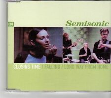 (FK322) Semisonic, Closing Time / Falling /Long Way From Home - 1999 CD