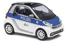 Busch Smart 46209 HO (1/87): Fortwo »Polizei Sachsen«