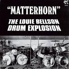 BELLSON,LOUIS-MATTERHORN CD NEW