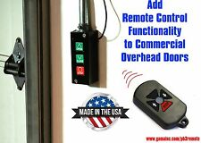 RF Remote Control System for Commercial Overhead Doors PB3-REMOTE