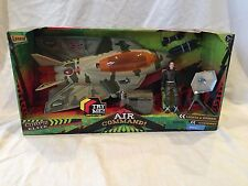 The Corps Elite LANARD Air Command Kids Army Military Soldier Toys Jet Plane New