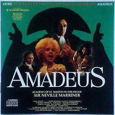 Amadeus Soundtrack vol 2, Sir Neville Marriner, London 1985, Mozart, German