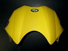 04 05 06 Yamaha YZF R1 OEM Fuel Gas Tank Cover Yellow 50th Anniversary Edition