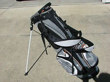 Taylormade Golf Stand Bag Grey with Black Trim