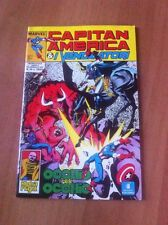 CAPITAN AMERICA & I VENDICATORI nr 14 STAR COMICS 1991 MARVEL ALPHA FLIGHT