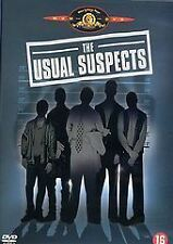 DVD *** USUAL SUSPECTS *** NEUF SOUS CELLO