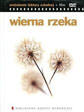 Wierna rzeka (DVD) Tadeusz Chmielewski - Region ALL / POLISH, POLSKI