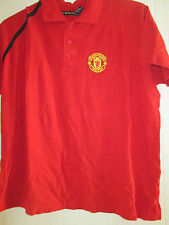 Manchester United Man Utd polo Football Shirt XL  /39589