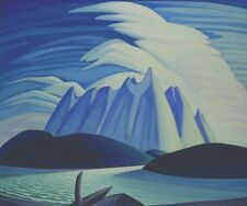 Lawren Harris Group of Seven Jigsaw Puzzle Canadian Artists Series - BOX DAMAGED