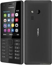 NOKIA 216 DUAL SIM (2016 EDITION)  BLACK WITH 1 YEAR NOKIA INDIA WARRNTY