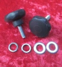 AUDI S3 rimozione rapida handwheels per Batteria Coperchio / Trim nessuno strumento necessario