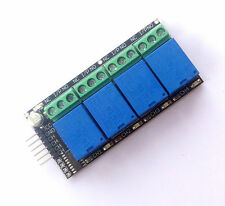 12V 4 Channel Relay Board for Arduino Raspberry Pi AVR PIC ARM 8051 CH