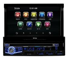 "Boss BV9976B 7"" Single DIN Touch Screen Car Radio/Receiver DVD/MP3/CD/AM/FM NEW"