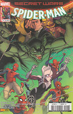 SECRET WARS SPIDER-MAN N° 4 Marvel France Panini comics
