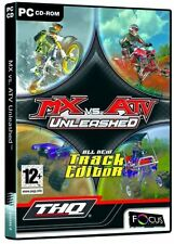 Mx vs atv unleashed (pc-cd) tout neuf scellé
