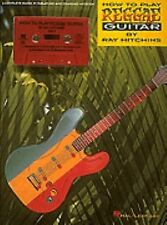 How to Play Reggae Guitar by R. Hitchins (1994, Cassette / Paperback)