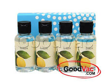 NEW Genuine Rainbow LEMON Fragrance Scent Air Freshener (Pack of 4)