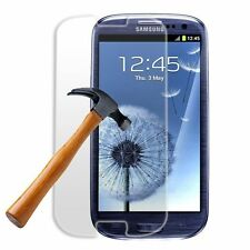 Premium Tempered Glass Screen Cover Protector Film For SAMSUNG Galaxy S3 i9300