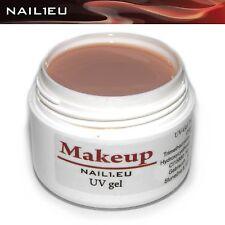 """MakeUp Gel, Buildergel Aufbaugel Camouflage. NUDE """"NAIL1EU"""" 7ml/ Nagelgel,"""