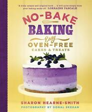No-Bake Baking: Easy, Oven-Free Cakes and Treats by Sharon Hearne-Smith...