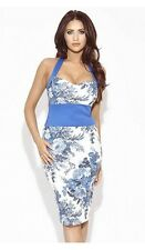 BNWT Amy Childs Madeline China Bodycon Evening Occasion Dress Size 8 NEW