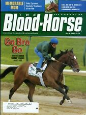 2006 The Blood-Horse Magazine #18: Brother Derek Works Toward Derby 132/Baby Zip