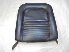 1967 Mustang Front Bucket Seat Back - Passenger