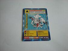 Carte Digimon Gesomon !!!