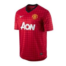 Manchester United Authentic Supporter Home Jersey 2011/12 New With Tags Large