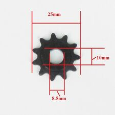 Electric Scooter 11 Tooth Sprocket 25H Chain Motor Pinion Gear For MY1020 #25