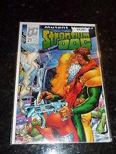 STRONTIUM DOG - Vol 1 - No 21 - Quality Comics