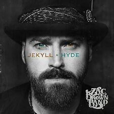 ZAC BROWN BAND  JEKYLL + HYDE CD ALBUM (2015)