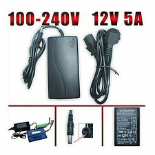 100-240V 12V 5A AC/DC power adapter Supply for B5 B6