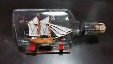 Vintage Bahamas Ship in a Bottle