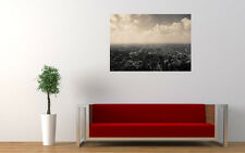 MEGA CITY NEW GIANT LARGE ART PRINT POSTER PICTURE WALL