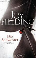 Die Schwester von Joy Fielding  (Gebundene Ausgabe) Spiegel Bestseller Neu