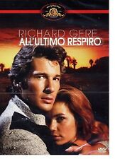 DvD ALL'ULTIMO RESPIRO *** Richard Gere ***  ......NUOVO