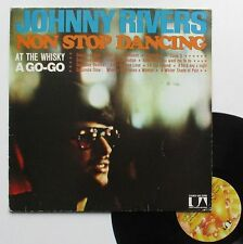 "Vinyle 33T Johnny Rivers ""Non stop dancing at the Whisky a Go-Go"""