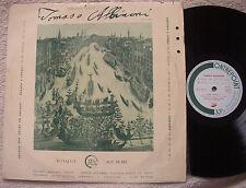 ALBINONI - Adagio / Sonata / Concerto Piano GOUARNE Violin LAMACQUE French LP