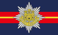 5' x 3' Royal Anglian Regiment Flag British Army Infantry Armed Forces Banner