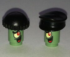 SPONGEBOB Lego Plankton Cop and Robber custom NEW