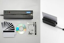 Magnetic Card Writer Encoder And Portable Reader Bundle MSR605X MiniDX4