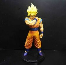 "BP DragonBall Z DBZ RESOLUTION OF SOLDIERS SS GOKU PVC Statue figure  8 "" #MK9"