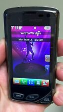 LG VX8575 Chocolate Touch Verizon Cell Phone vCast Bluetooth Camera purple GPS