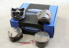 Supertech Pistons Honda / Acura B20 with VTEC Cyl Head 85mm Bore 12.5:1 Comp