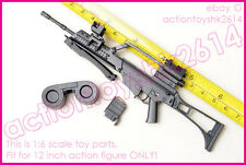 1/6 Scale Action Figure Morden Weapon - G36 Rifle #1