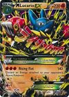 M Lucario EX - 55/111 - Ultra Rare - XY Furious Fists - NM-Mint!!!