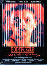 BODY PUZZLE - Limited Edition MediaBook - Giallo - Blu Ray/Dvd -